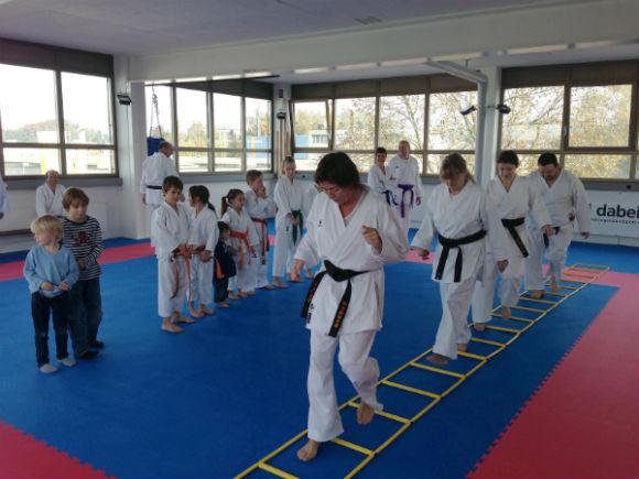 Training TdoT