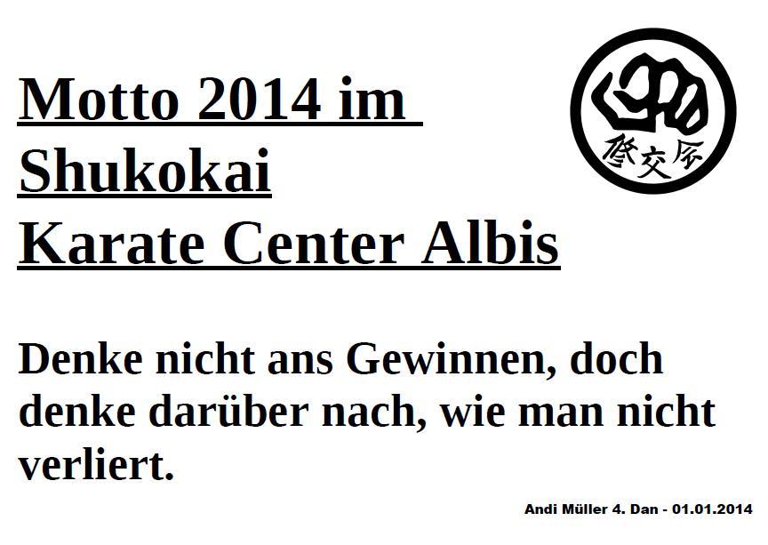 Motto 2014